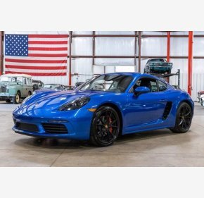 2017 Porsche 718 Cayman for sale 101358336