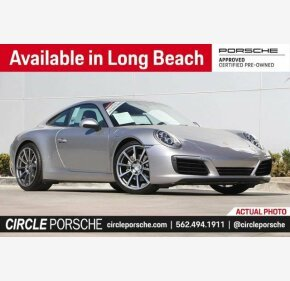 2017 Porsche 911 Carrera Coupe for sale 101052447
