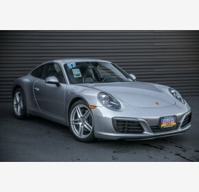 2017 Porsche 911 Carrera Coupe for sale 101059178