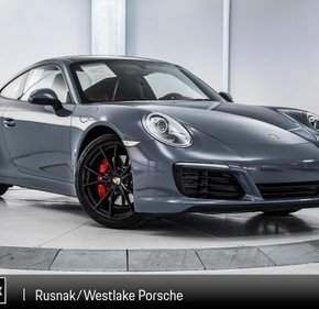 2017 Porsche 911 Coupe for sale 101060181