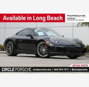 2017 Porsche 911 Carrera Coupe for sale 101061223