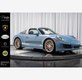 2017 Porsche 911 Targa 4S for sale 101077349