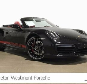 2017 Porsche 911 Cabriolet for sale 101094346
