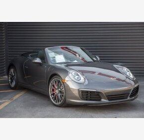 2017 Porsche 911 Cabriolet for sale 101097967