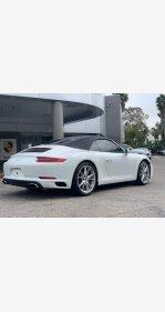 2017 Porsche 911 Carrera Cabriolet for sale 101108140