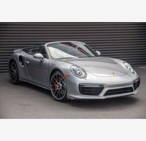 2017 Porsche 911 Cabriolet for sale 101152445