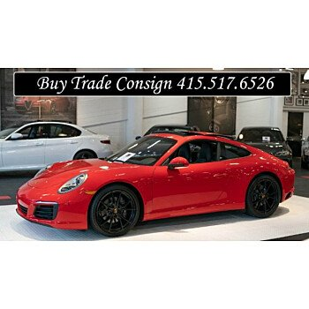 2017 Porsche 911 Carrera Coupe for sale 101159072