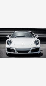 2017 Porsche 911 Carrera Cabriolet for sale 101173602