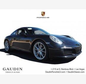 2017 Porsche 911 Carrera Coupe for sale 101191347