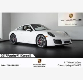 2017 Porsche 911 Coupe for sale 101209549