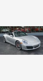 2017 Porsche 911 Cabriolet for sale 101210267