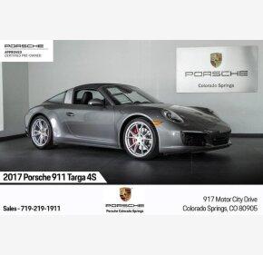 2017 Porsche 911 Targa 4S for sale 101217069