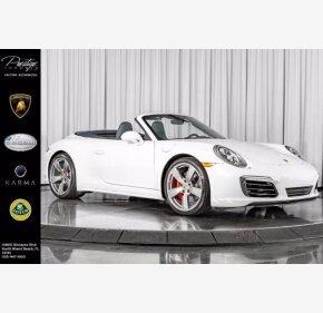 2017 Porsche 911 Carrera 4S for sale 101219822