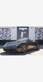2017 Porsche 911 Cabriolet for sale 101220376