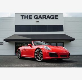 2017 Porsche 911 Cabriolet for sale 101224910