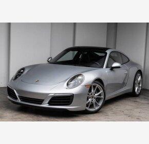 2017 Porsche 911 Carrera Coupe for sale 101230697