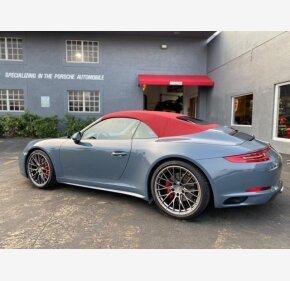 2017 Porsche 911 Cabriolet for sale 101276930