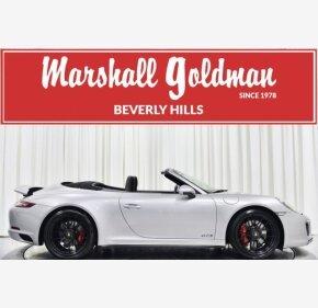 2017 Porsche 911 Cabriolet for sale 101280631