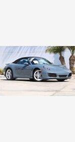 2017 Porsche 911 Carrera Cabriolet for sale 101303090