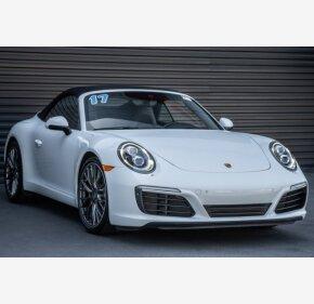 2017 Porsche 911 Cabriolet for sale 101331507
