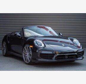 2017 Porsche 911 Turbo for sale 101343380
