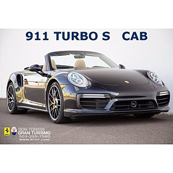 2017 Porsche 911 Turbo S for sale 101345724