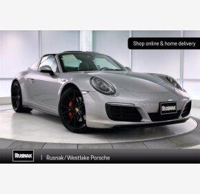 2017 Porsche 911 Targa 4S for sale 101372122