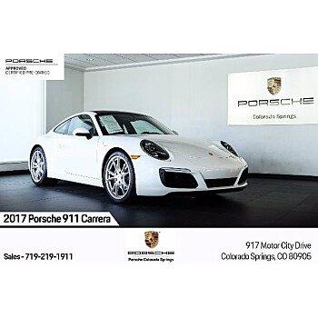 2017 Porsche 911 for sale 101384772