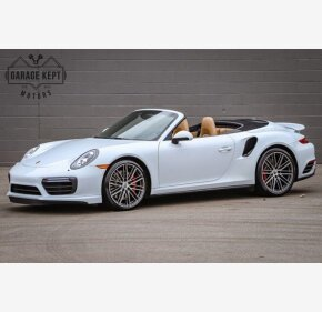 2017 Porsche 911 Cabriolet for sale 101400219