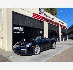 2017 Porsche 911 Carrera Cabriolet for sale 101406514