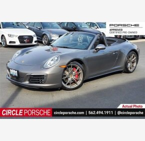 2017 Porsche 911 Carrera 4S for sale 101410793
