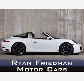 2017 Porsche 911 Targa 4 for sale 101411752