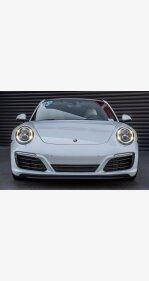 2017 Porsche 911 Carrera 4S for sale 101424477