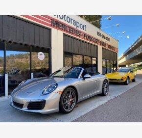 2017 Porsche 911 Carrera S Cabriolet for sale 101426545