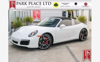 2017 Porsche 911 Targa 4S for sale 101443713