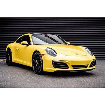 2017 Porsche 911 for sale 101522112