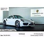 2017 Porsche 911 Turbo S for sale 101598288
