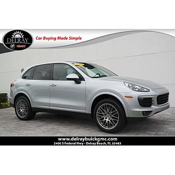 2017 Porsche Cayenne for sale 101214313