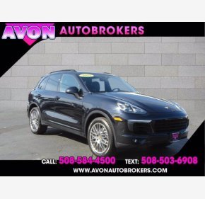 2017 Porsche Cayenne S for sale 101366093