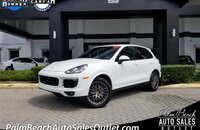 2017 Porsche Cayenne Platinum Edition for sale 101376587