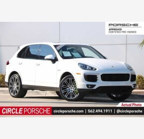 2017 Porsche Cayenne S for sale 101386046