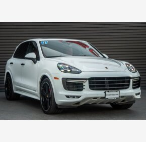 2017 Porsche Cayenne GTS for sale 101389430