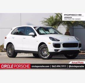 2017 Porsche Cayenne for sale 101399207
