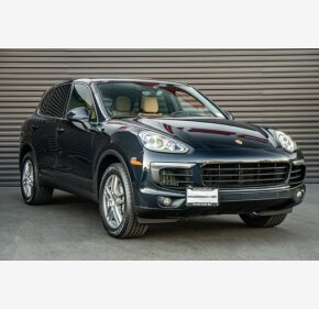2017 Porsche Cayenne S for sale 101404728