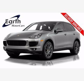 2017 Porsche Cayenne S for sale 101423915