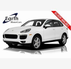 2017 Porsche Cayenne Platinum Edition for sale 101433852