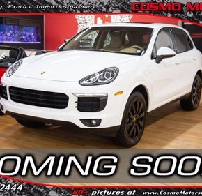 2017 Porsche Cayenne for sale 101435786