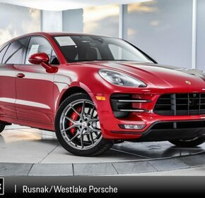 2017 Porsche Macan Turbo for sale 101065449