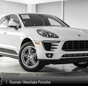 2017 Porsche Macan for sale 101078197