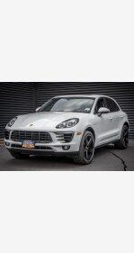 2017 Porsche Macan S for sale 101146784